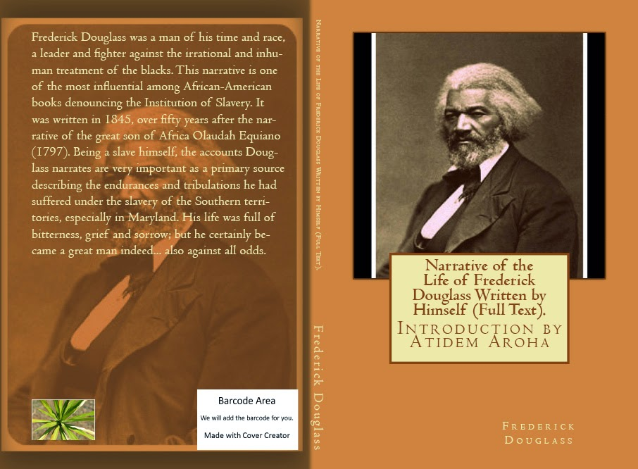 Narrative of the Life of Frederick Douglass at alejandroslibros.com