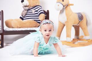 Efaa Baby Portrait