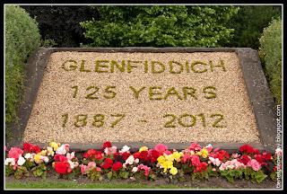 Destileria Glenfiddich (Escocia)