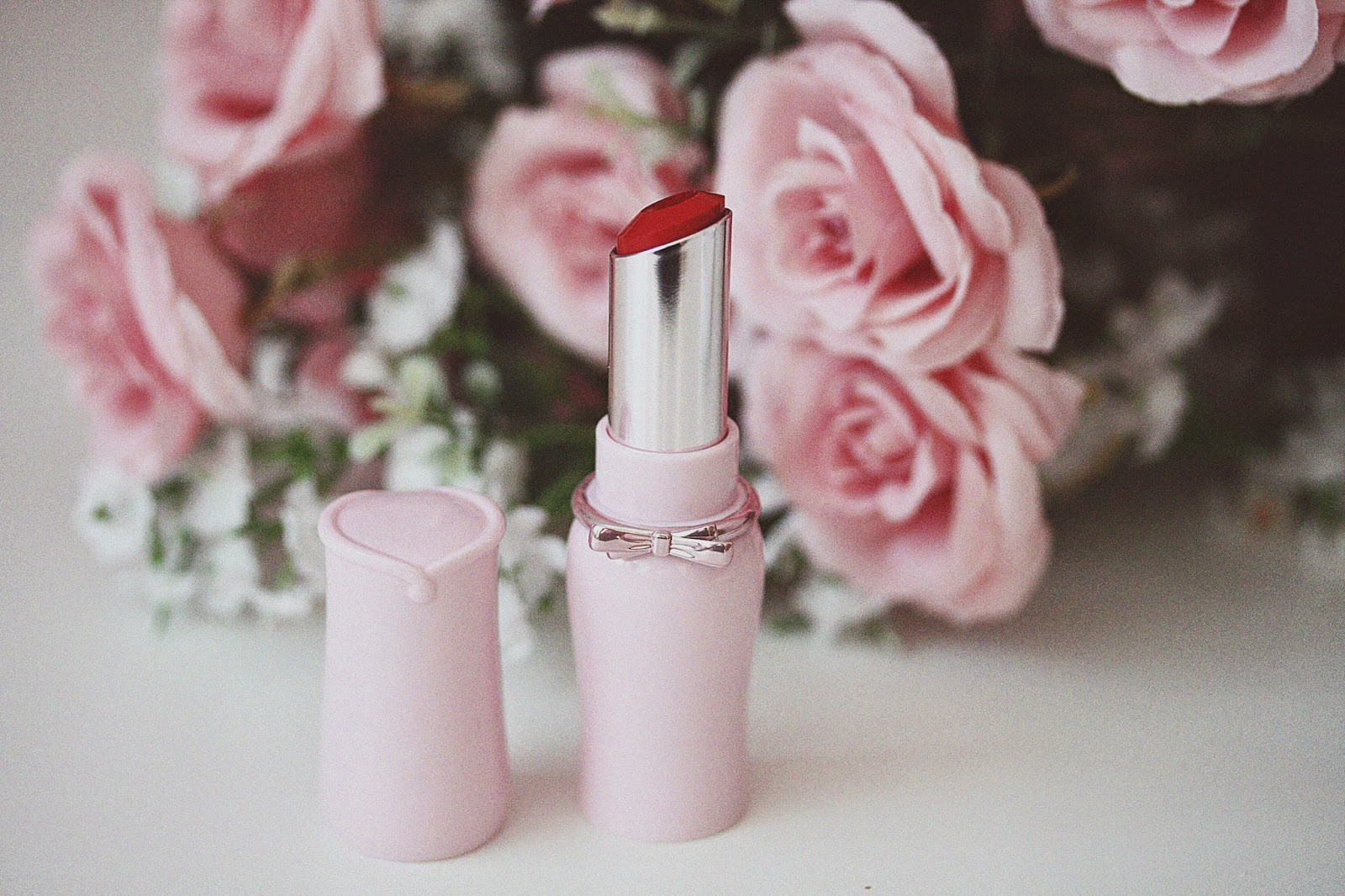rose mademoiselle - etude house dear my wish