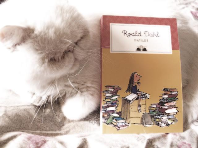 Roald Dahl Matilde