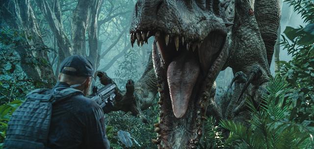 Indominus Rex câştigă atenţia fanilor din întreaga lume în filmul Jurassic world