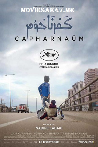 Capernaum (2018) WEB-DL 480p 720p Full HD Movie Arabic Watch Online