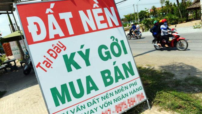 Mua bán nhà đất khu vực thành phố Hồ Chí Minh