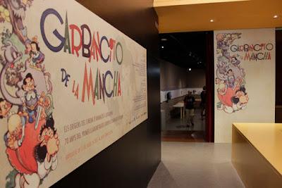 Garbancito de la Mancha, Museu de Cinema, Antoni Guiral, Jordi Riera Pujal