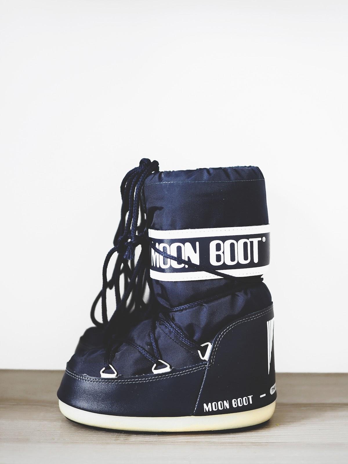 Moon Boot Blue отзыв луноходы