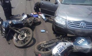 Muere policía durante una balacera en Nezahualcóyotl Edomex