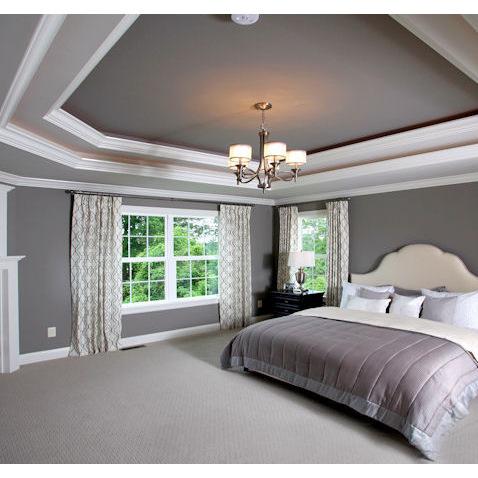 44 desain plafon kamar tidur modern dan cantik - rumah