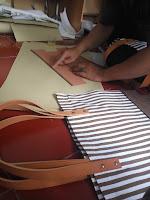 Produksi Tas kanvas Bandung