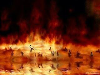 di neraka tidak ada lagi penyesalan yang diterima