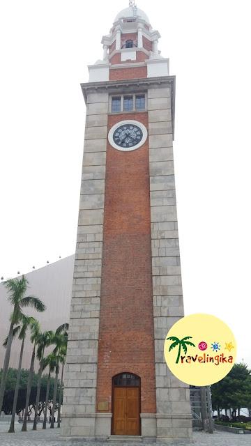 the clock tower hong kong