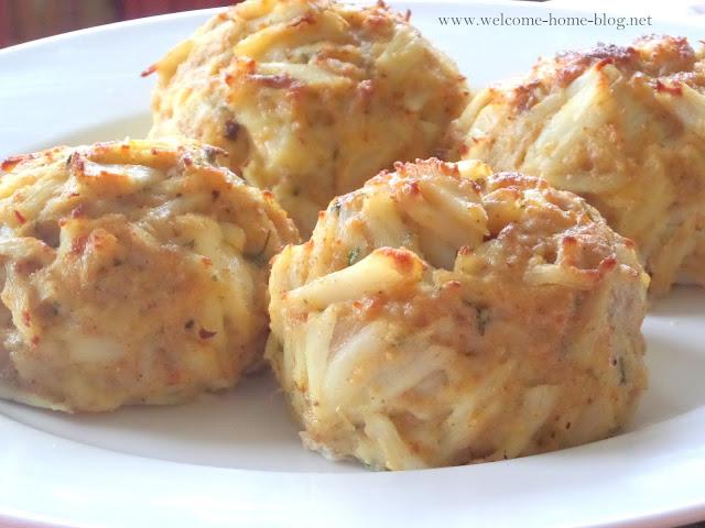 Lump Crab Cake Recipe No Filler