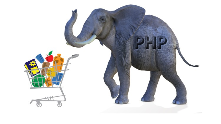 50% off PHP for Beginners: How to Build an E-Commerce Store