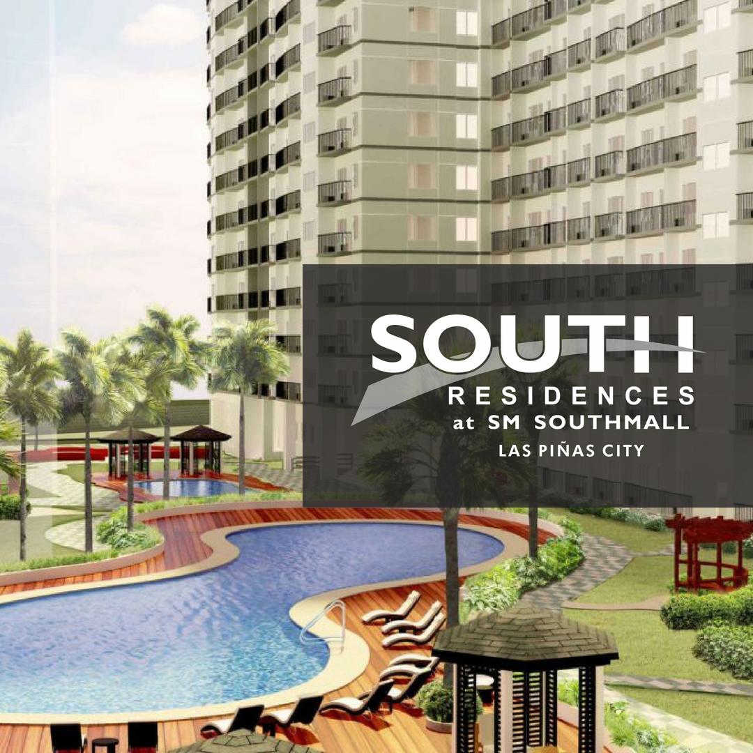 SMDC South Residences - 1 Bedroom | Condominium for Sale SM Southmall Las Pinas