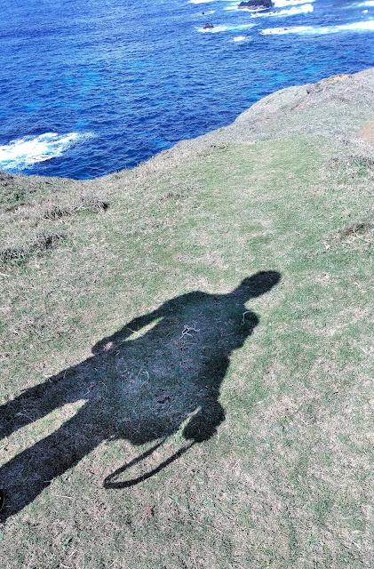 silhouette green island taiwan