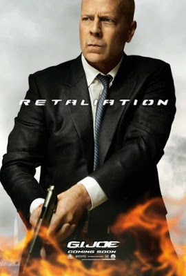 poster of G.I. Joe Retaliation 2013 Dual Audio Hindi English 720p BluRay