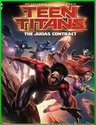 Teen Titans: The Judas Contract | HD | 2017 | 3gp/Mp4/DVDRip Latino HD Mega