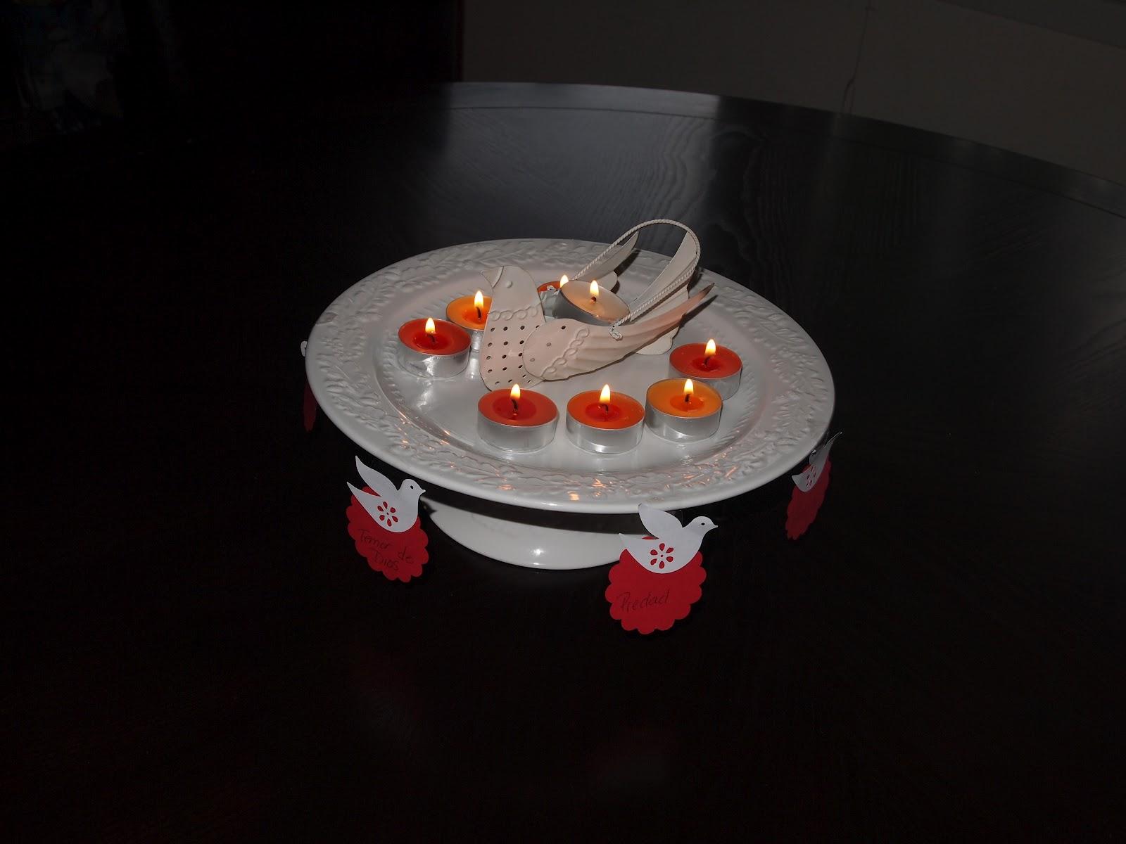 A Flor De Piel: Así Celebramos Pentecostés 2012