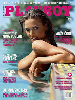 Revista Playboy Eslovenia – Agosto 2016 PDF Digital