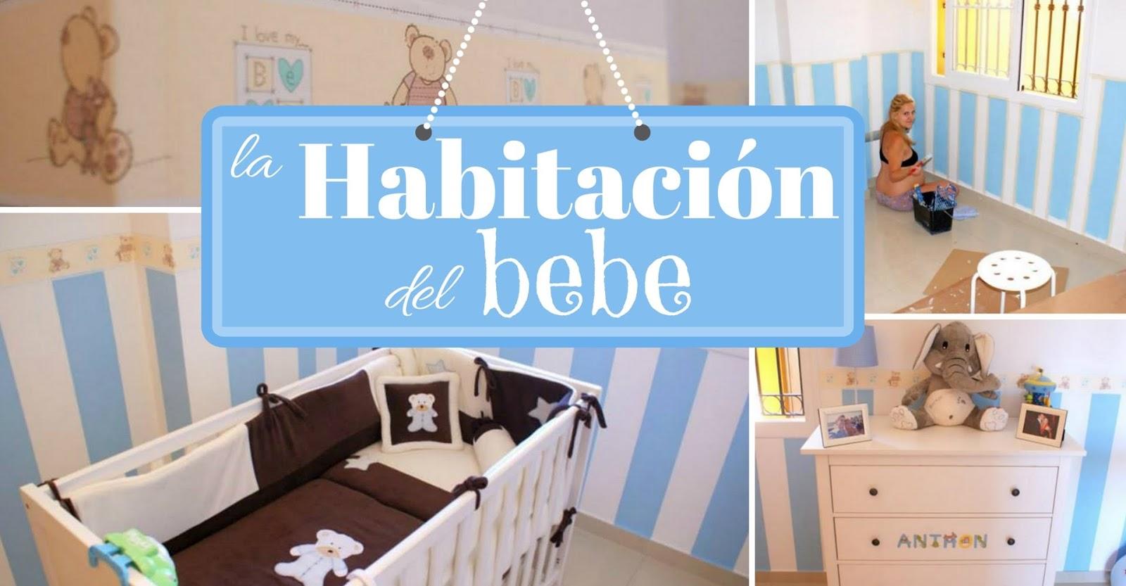 Paturridas Ideas Para Decorar La Habitaci N Del Beb  ~ Como Decorar La Habitacion Del Bebe