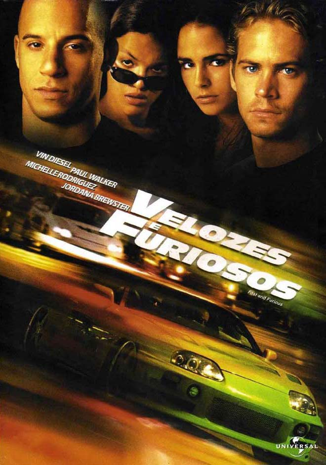 Velozes e Furiosos Torrent – BluRay 720p e 1080p Dual Áudio