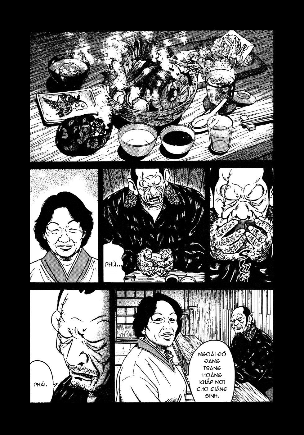 Oyaji chap 22 trang 8