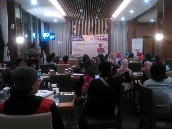 Blogger Gathering Bersama JNE
