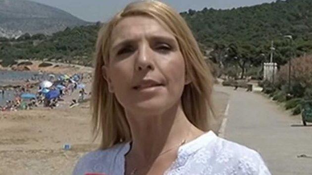 Λιθοβόλησαν σε παραλία δημοσιογράφο του ALPHA ενώ έκανε ρεπορτάζ – Χτύπησε στο κεφάλι