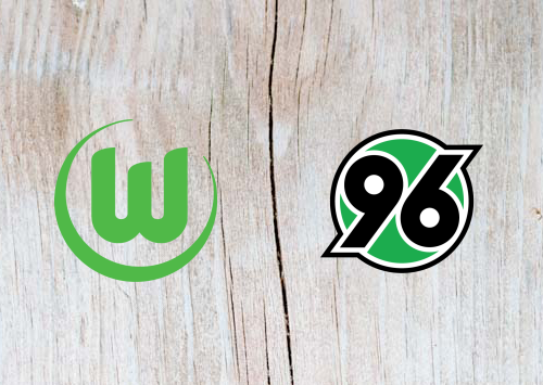 Wolfsburg vs Hannover - Highlights 6 April 2019