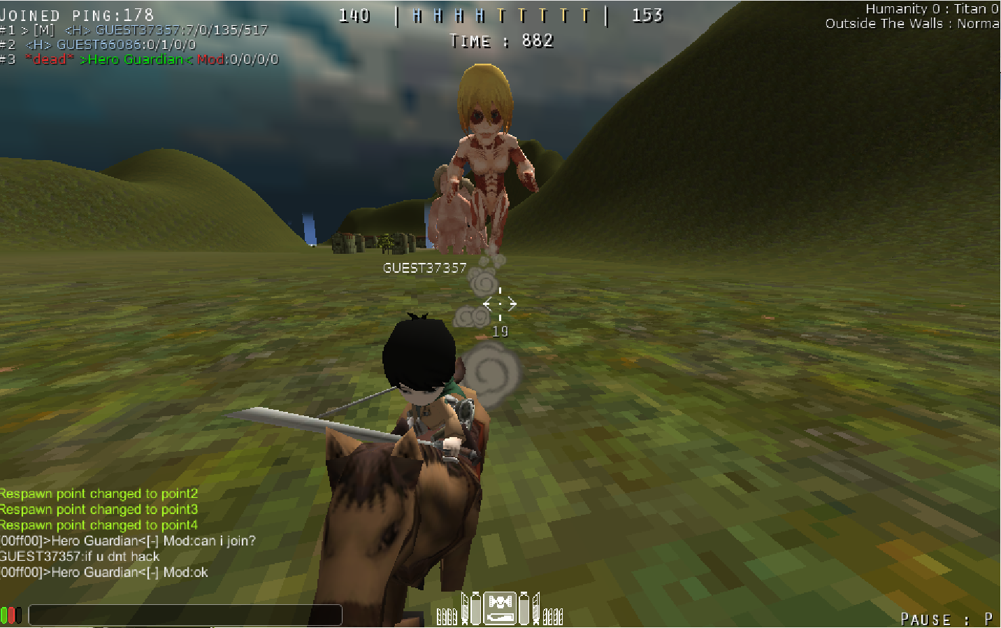My indoGames.NET: Download Game PC Attack On Titan Tribute ...