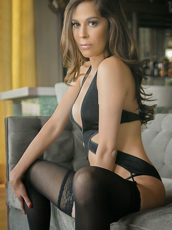Gwen Garcia Nude