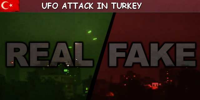 UFO ATTACK TURKEY