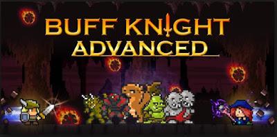 Buff Knight Advanced – Retro RPG Runner Mod Apk free on Android
