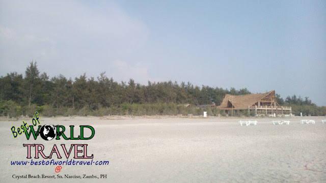 crystal beach resort review