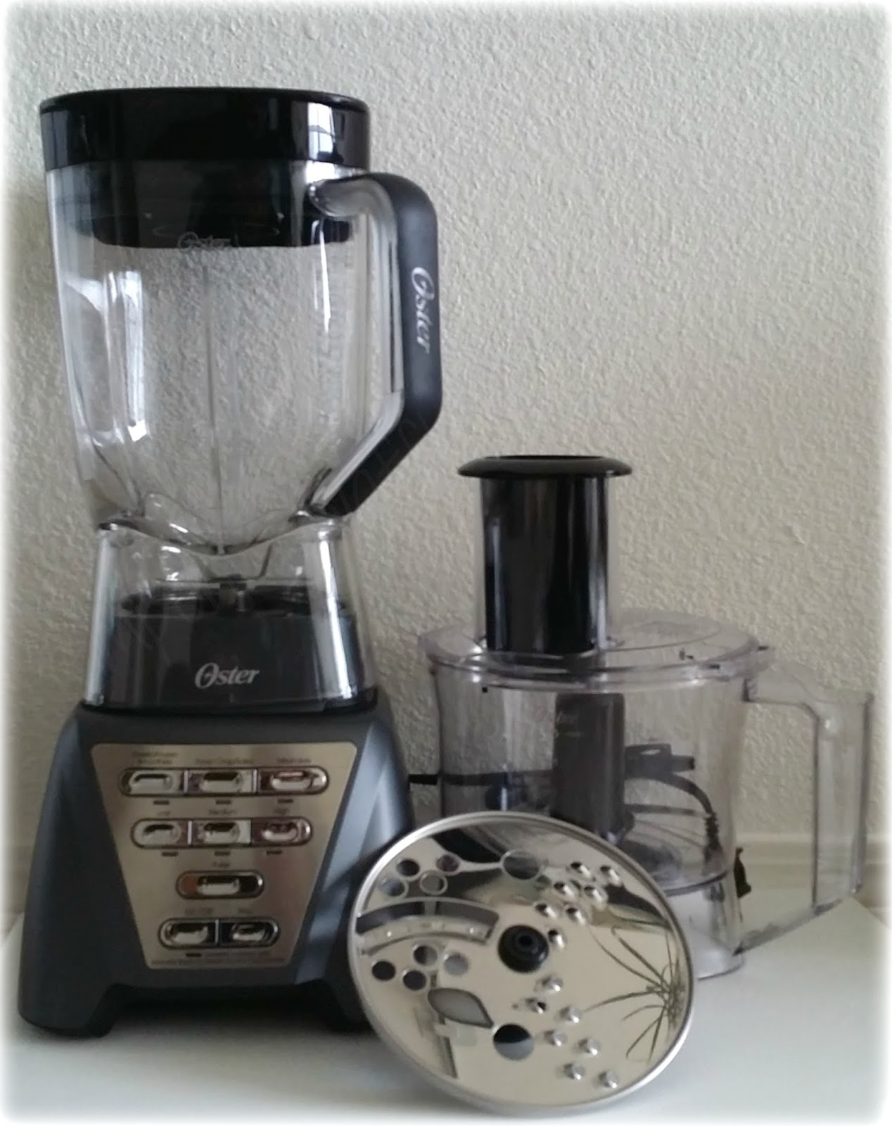 Oster Food Processor Instructions