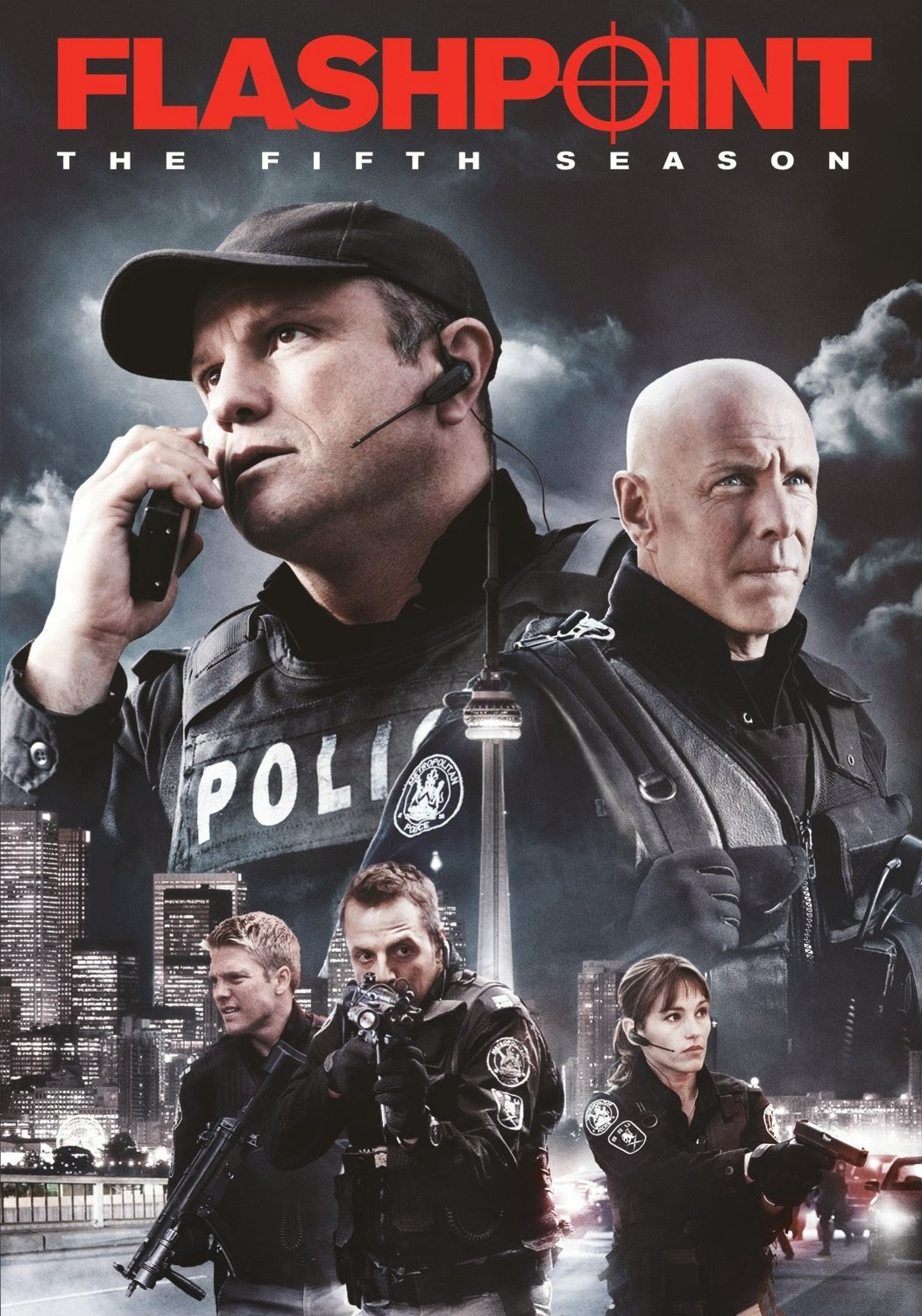 Flashpoint – Todas as Temporadas Dublado / Legendado (2008)