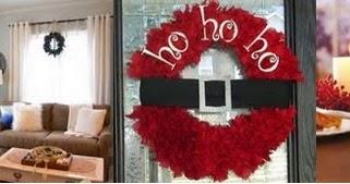 ideas para adornar la casa en navidad