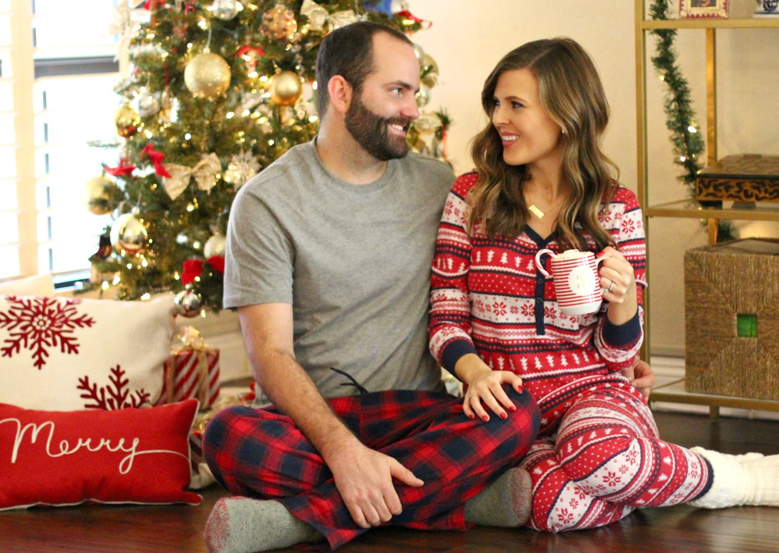 im so excited to be kicking off my first gift guide of the season today it only made sense for me to share holiday pajamas because its always the first - Nordstrom Christmas Pajamas