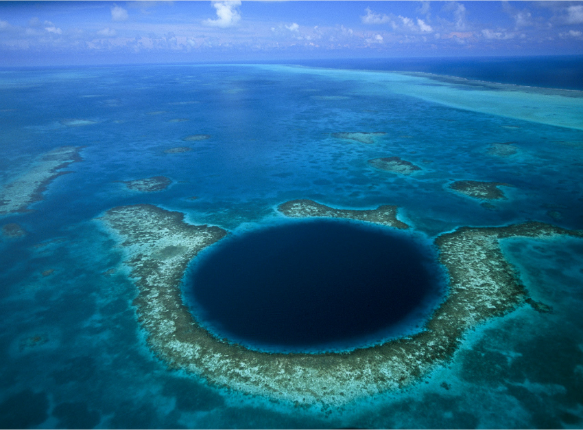 Great Blue Hole (Belice)