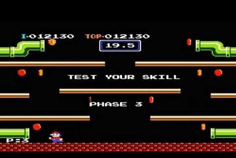 Gratis Game Ringan Mario Bros Untuk PC