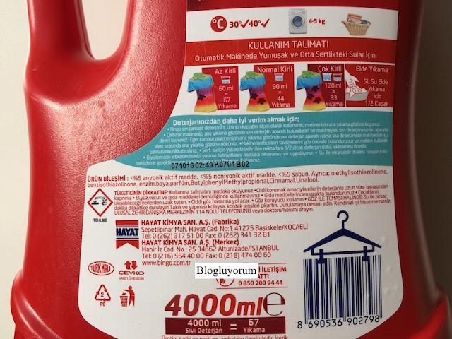 bingo renkli sıvı deterjan3