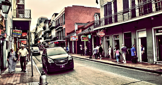 Spending Time in New Orleans