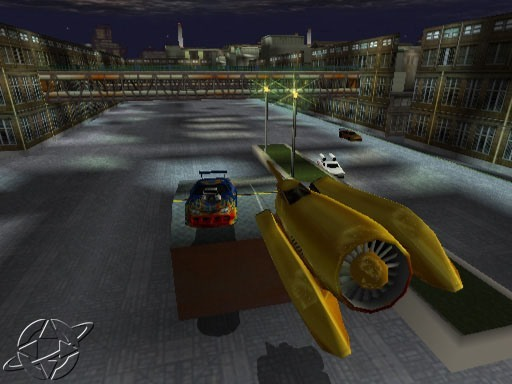 Rumble Racing ISO PPSSPP android Download Game