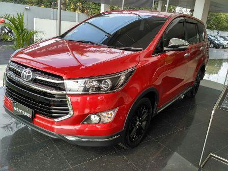 All New Innova Venturer 2018 Toyota Yaris Trd Sportivo Indonesia Harga Kredit Promo Mobil