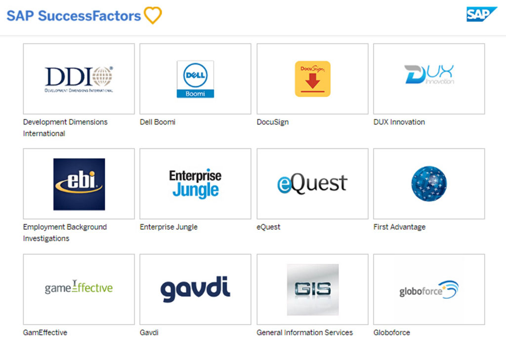 SAP Will Provide One-Stop Shop for Partner Apps with SAP SuccessFactors App Center