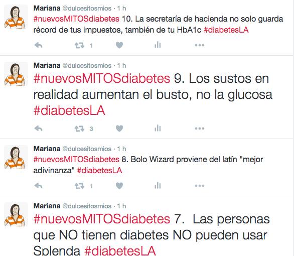lista de palabras latinas de diabetes