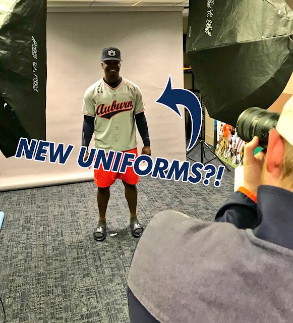 auburn baseball 2018 uniforms new jerseys