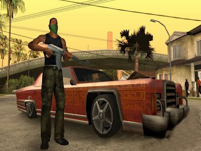 Grand Theft Auto (GTA) San Andreas wallpapers, screenshots, images, photos, cover, poster