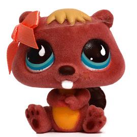 Littlest Pet Shop Portable Pets Beaver (#810) Pet