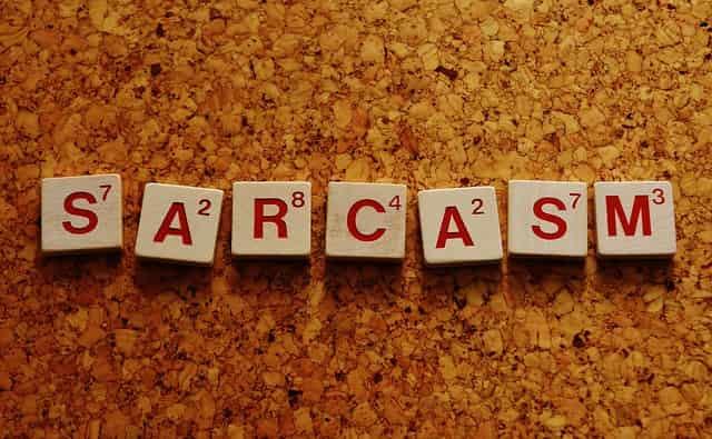 Frases de amor con sarcasmo 🔥